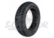 Reifen Veerubber mit Schlauch 90/80-5 - Tire and Tube - Polini Pocketbike