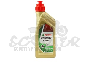 2takt Castrol Power 1 RS Vollsynthetik Öl 1l - 2 stroke oil Art.Nr. 55938