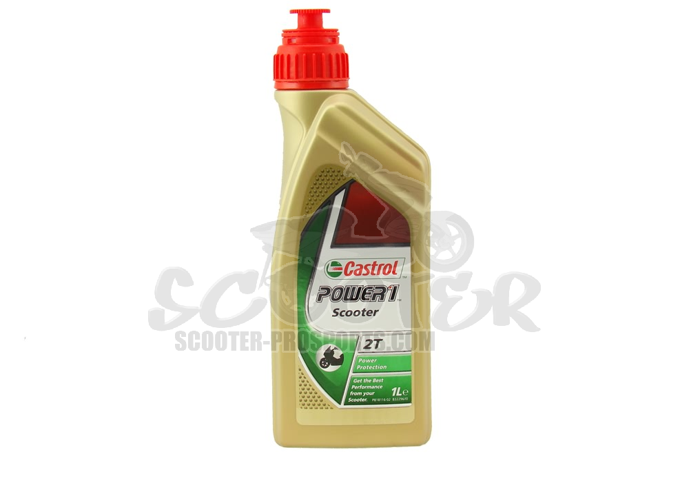 2takt Castrol Power 1 Rs Vollsynthetik Öl Sparpack 12l Art.Nr.CA-POWER1S