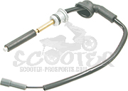 Benzinstandsanzeige - Tankgeber - Probe stock petrol - Easy moving - Zip - Fast Rider - SP
