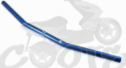 Downhill Lenker TNT -drag Race- Alu Blau Elox Art.Nr.SP1541069-2
