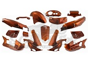 Verkleidungskit SPS-Racing 15 Teile orange metallic - Gilera Runner - C14 - C36 - M07 - M08 - M24