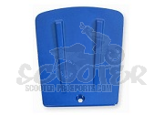 Batteriefachdeckel Blau Metallic