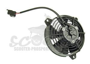 ventilator racing 144mm 12v wasserk hler scooter prosports. Black Bedroom Furniture Sets. Home Design Ideas