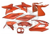Verkleidungskit 9 Teile SPS-Racing Flash orange - Aerox - Nitro
