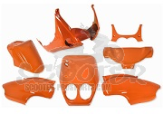 Verkleidungskit 7 Teile SPS-racing Ktm Orange Neon Neos - Ovetto