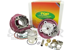 Zylinder Topperformances Due Plus 75 ccm AM 6 Motor - RS50 - RX - SX - CPI SM - MBK X - Rieju SMX - Yamaha DT - TZR