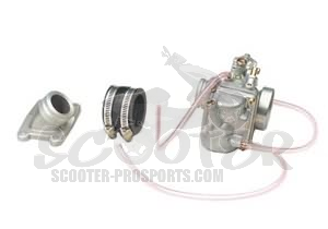 Vergaser Kit Mikuni TM24 Top Perfo0rmances - AM6 Motor