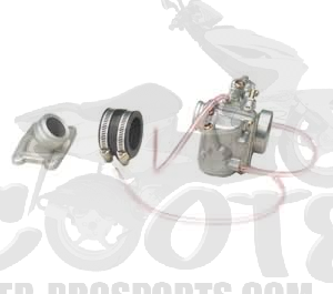 Vergaser Kit Mikuni TM24 Top Perfo0rmances - AM6 Motor Art.Nr.TP9920400