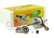 Kurbelwelle Top Performances für 85/86ccm Kit - AM 6 Motor - RS50 - RX - SX - CPI SM - MBK X - Rieju SMX - Yamaha DT - TZR