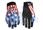 Handschuhe USA Planet Patriot Five Gloves