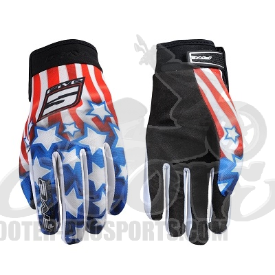 Handschuhe USA Planet Patriot Five Gloves Art.Nr.SPS447875