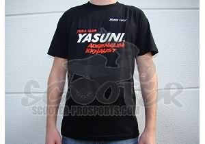 Yasuni T-shirt Adrenaline Exhaust Art.Nr. YA-SHIRT