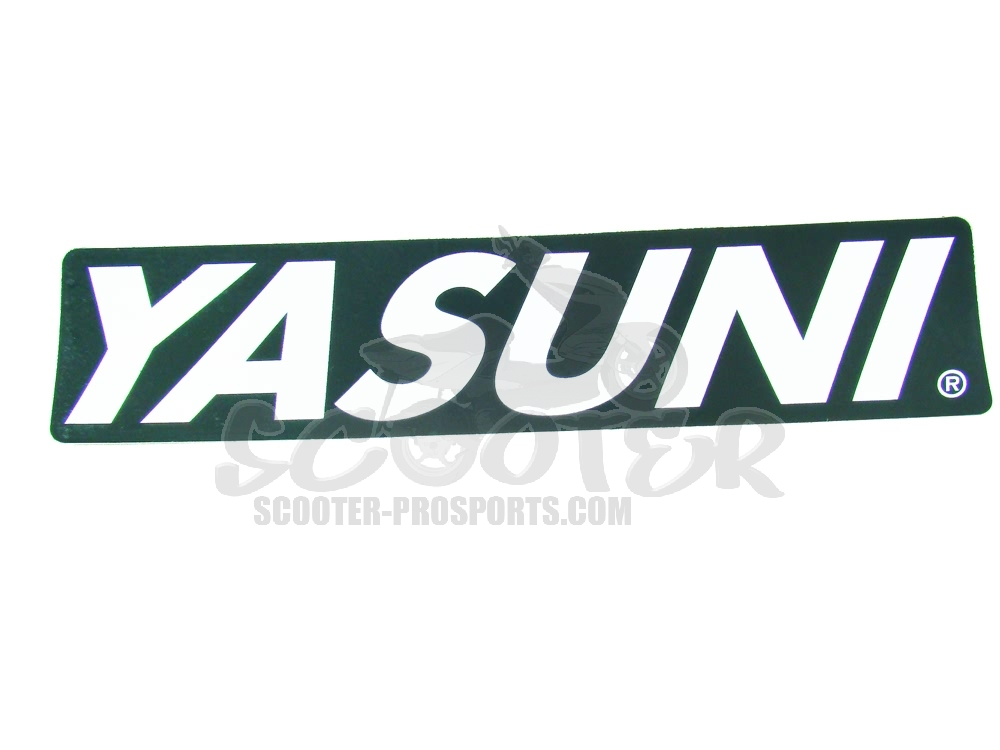 Yasuni Sticker -old School- 170x38 mm Art.Nr.YA-STICKER5